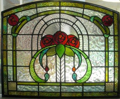 Edwardian Leadlights Ledlight Glass